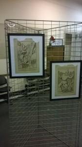Exposition commémorative: des dessins originaux de l'artiste dinantais Alexandre Daoust